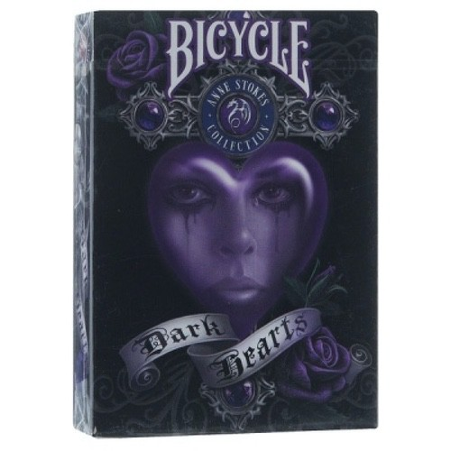 Карты Bicycle Anne Stokes