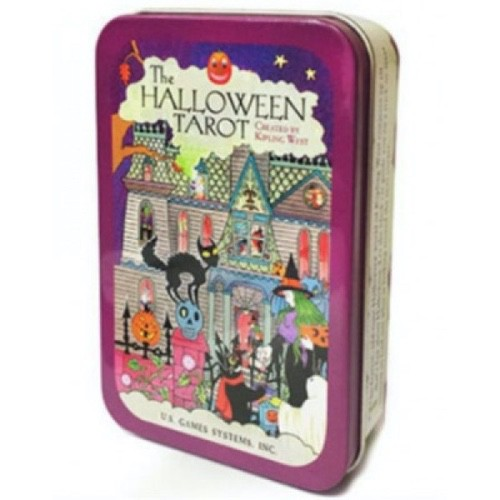 Карты Halloween Tarot — Таро Хеллоуин