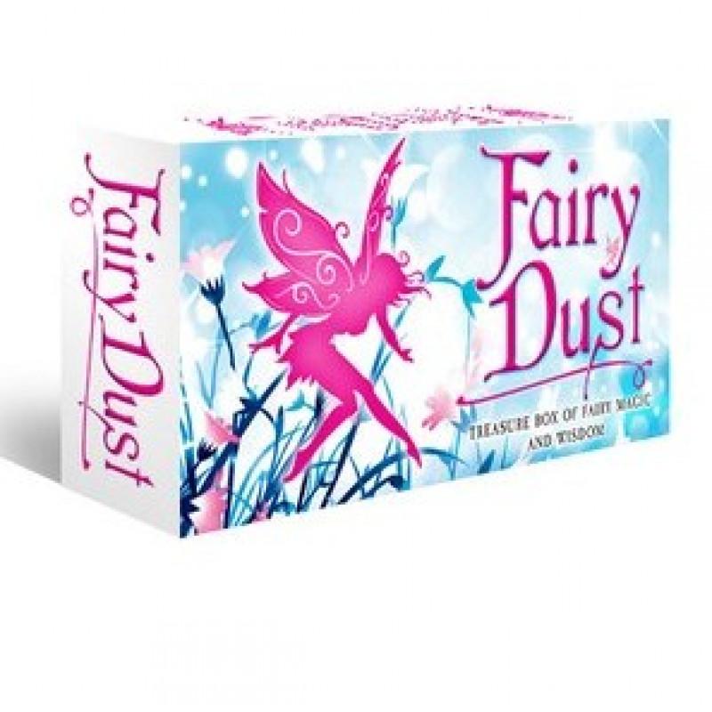 Карты Таро Inspirational Fairy Dust cards/Карты вдохновения Волшебной пыли