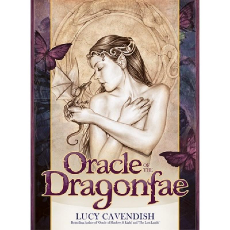 Карты Оракул Oracle Cards Oracle of the Dragonfae/Оракул Драконфейри