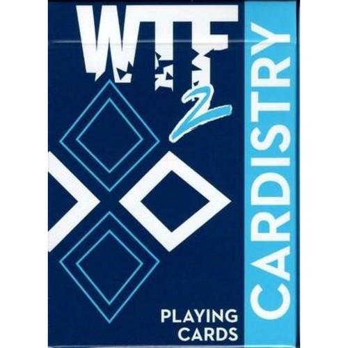 Игральные карты WTF Cardistry 2 Spelling Deck - De'vo