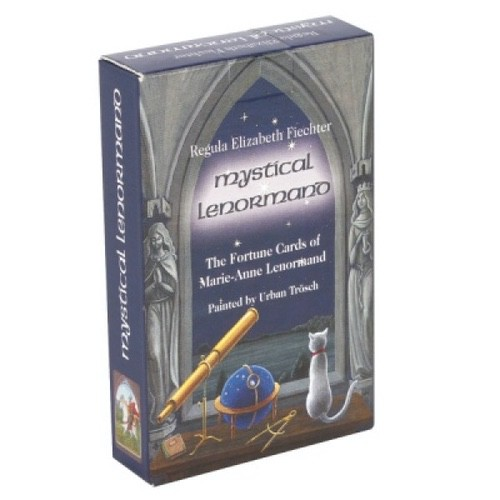 Карты Таро Mystical Lenormand/Мистическая Ленорман, AGM