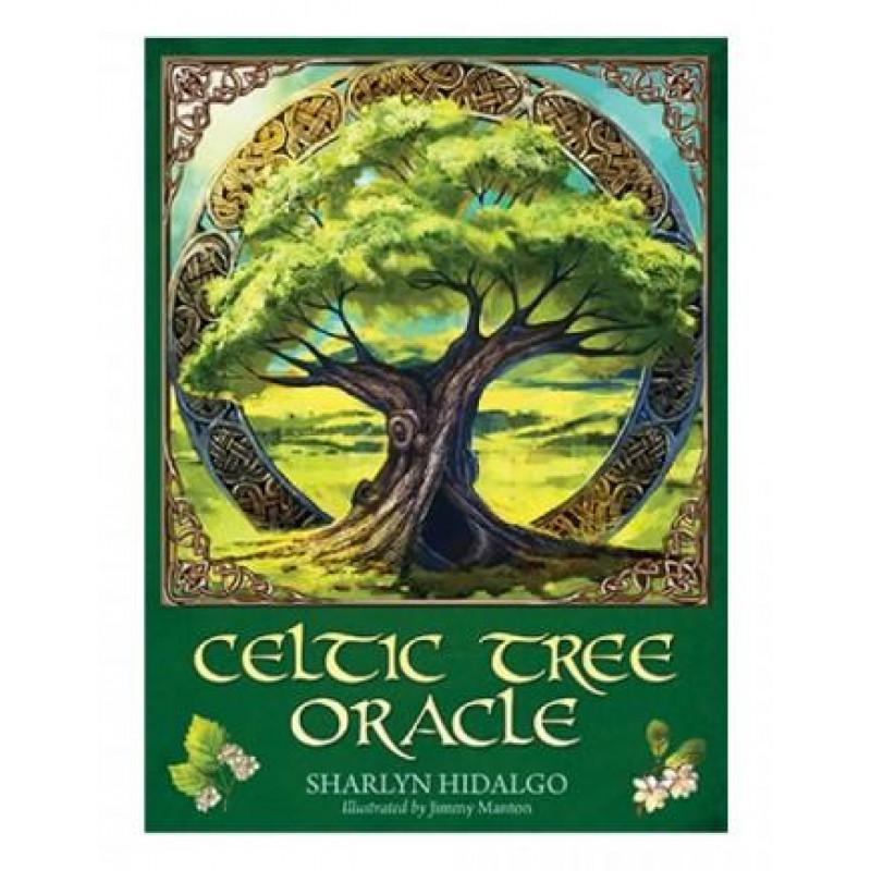 Карты Оракул Oracle cards Celtic Tree/ Оракул Кельтское дерево