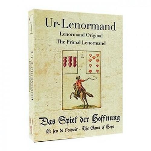 Карты Таро Oracle cards Primal Lenormand – The Game of Hope/Оракул Первая Оригинальная Ленорман - Игра Надежды, AGM