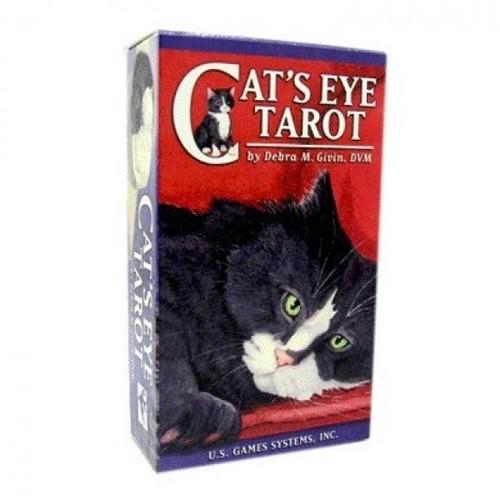 Карты Таро Cats eye tarot/Глаза кошки таро, USG