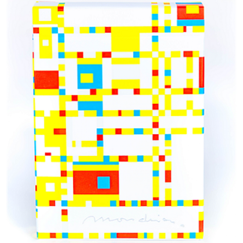 Mondrian: бродвейные игральные карты
