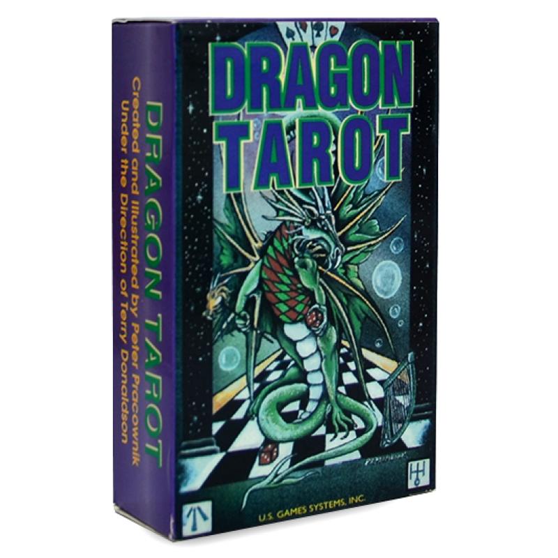 Карты Таро Dragon Tarot/Дракона таро, USG