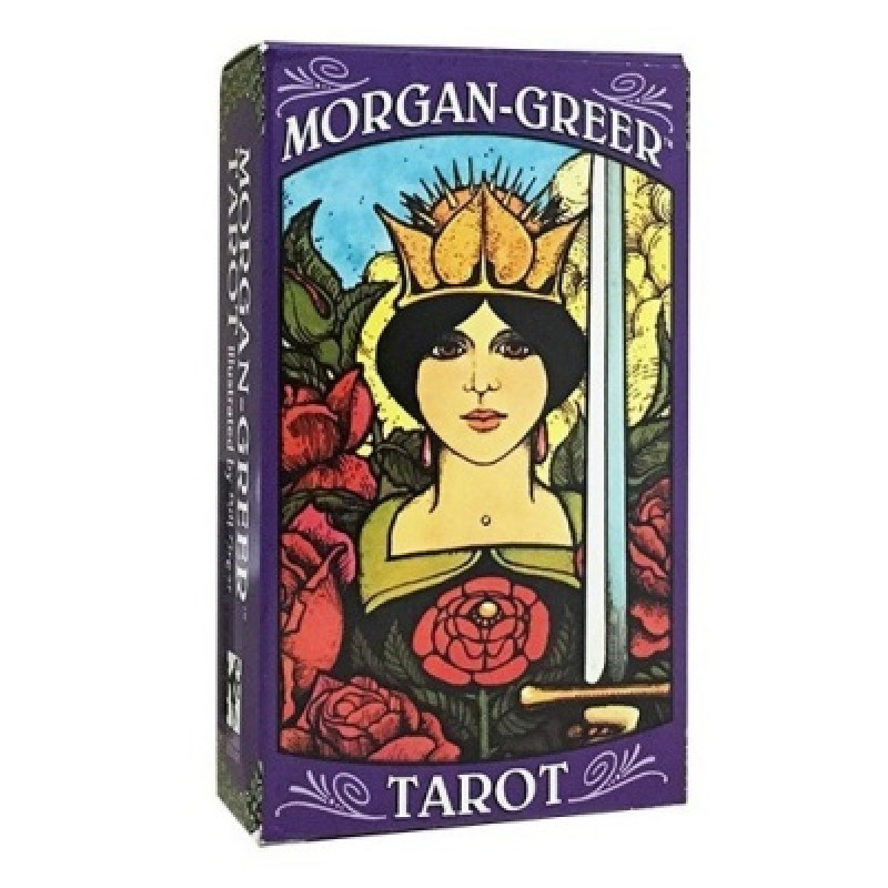 Карты Таро Morgan Greer Tarot/Моргана-Грира таро, USG