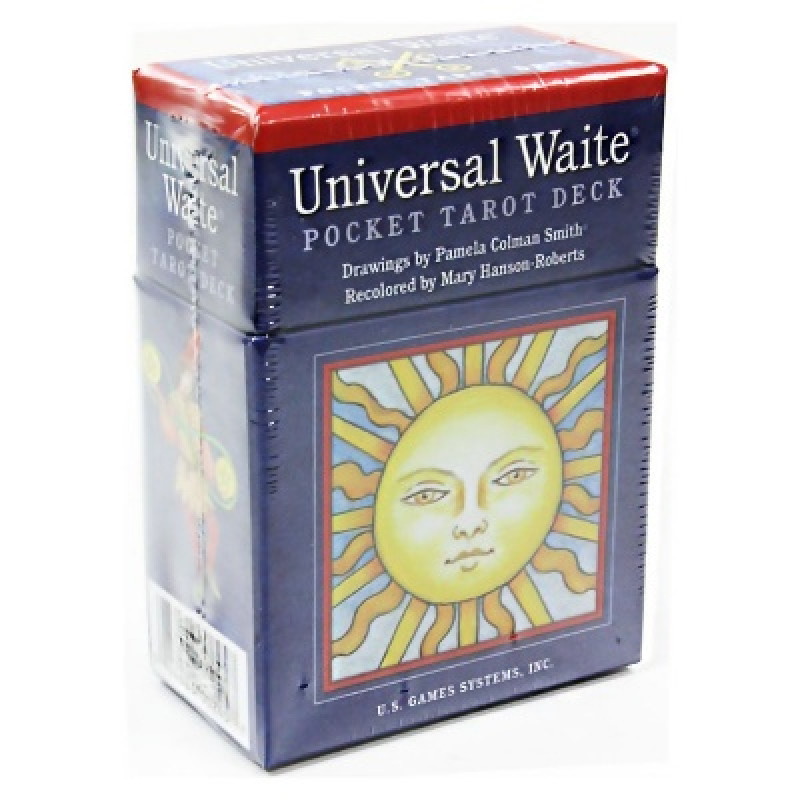 Карты Таро Universal Waite Tarot - Универсальное Таро Уэйта
