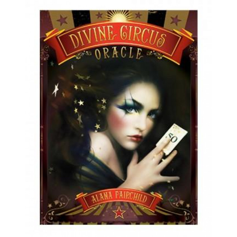 Карты Оракул Oracle cards Divine Circus