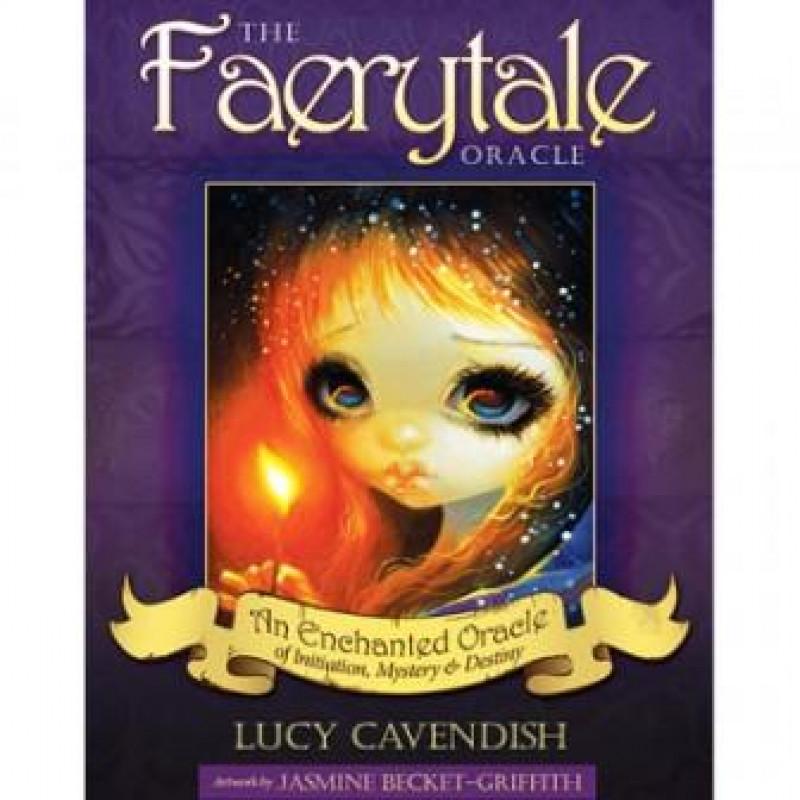 Карты Оракул Oracle cards The Faerytale/Оракул Сказочная История - Blue Angel