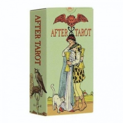 Карты After Tarot - Таро Последствий - Alligo/Massaglia - Lo Scarabeo