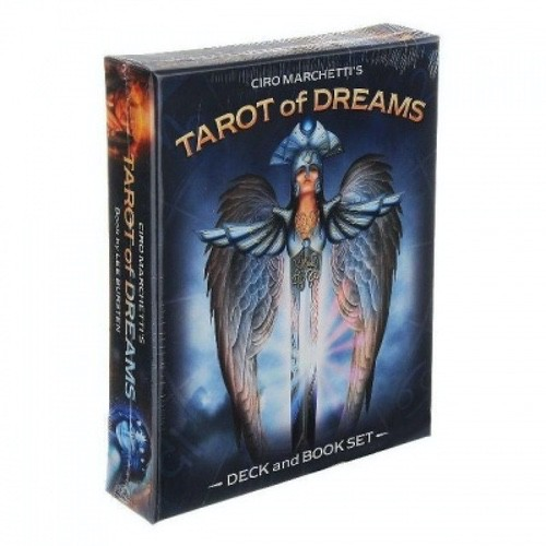 Карты Tarot Of Dreams - Таро Снов - US Games Systems