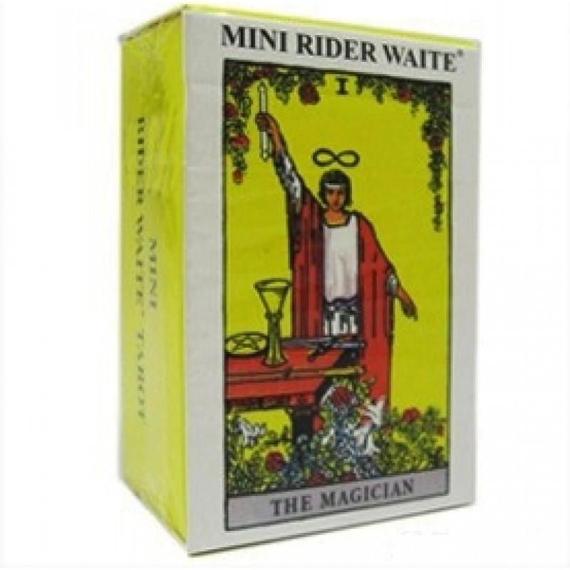 Карты Таро Rider Waite Tarot Miniature/Райдер Уэйт таро мини, USG