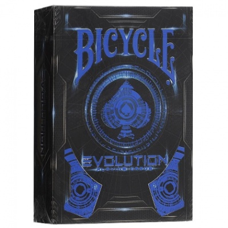 Карты Bicycle Evolution Deck - USPCC