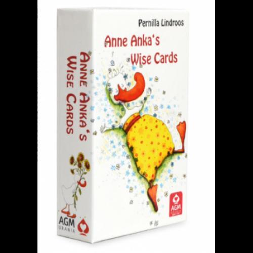 Карты Таро Anne Ankas Wise Tarot cards/Мудрые Открытки Анне Анкас - AGM