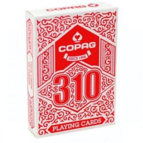 Игральные карты Copag 310 - красные