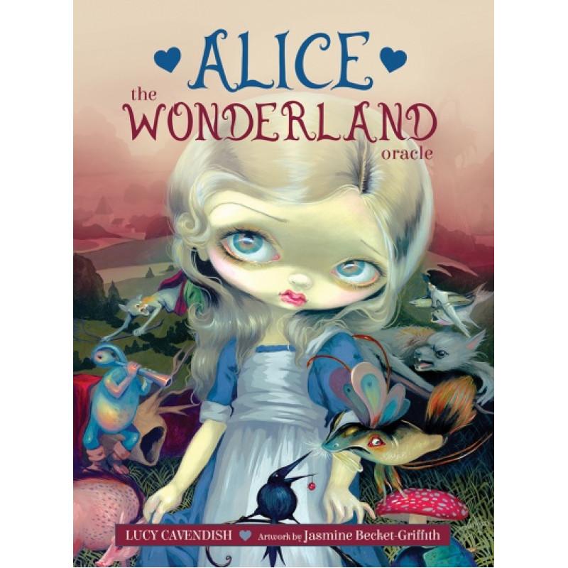Карты Таро Alice: The Wonderland Oracle/Оракул Алиса в стране Чудес - Blue Angel