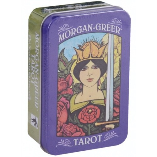 Карты Morgan-Greer Tarot - Таро Моргана-Грира, US Games Systems