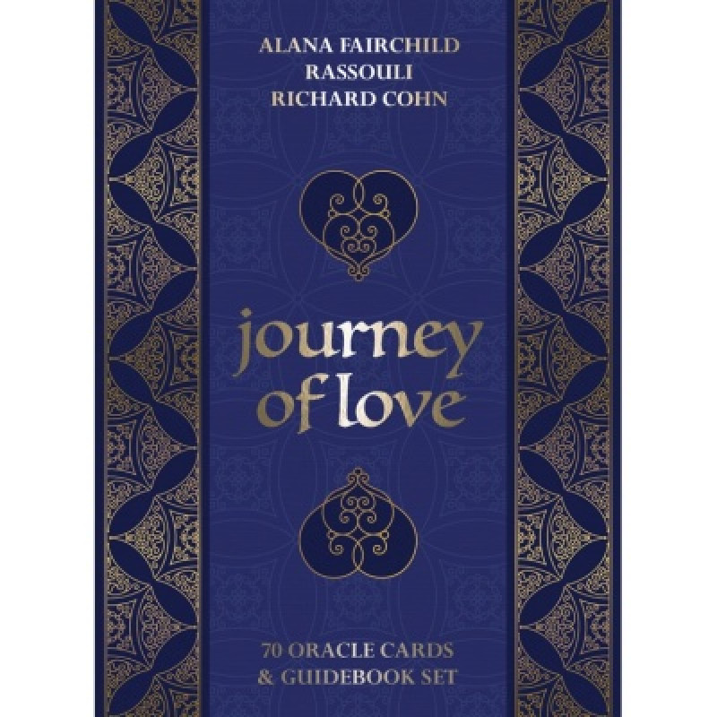 Карты Оракул Oracle cards Journey Of Love