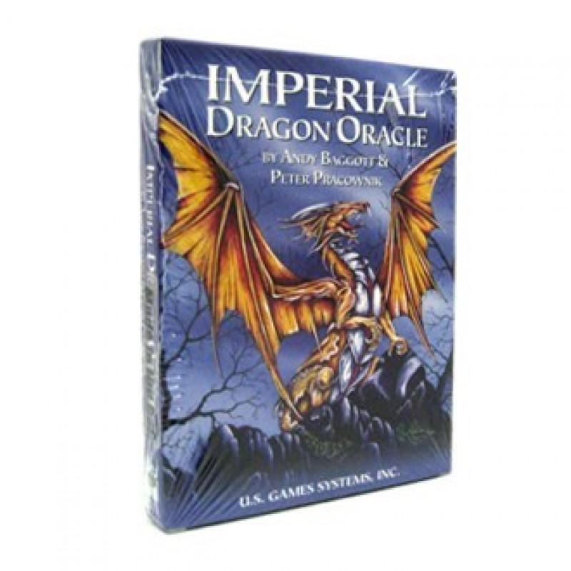 Карты Оракул Oracle cards Imperial Dragon/Оракул Имперского Дракона