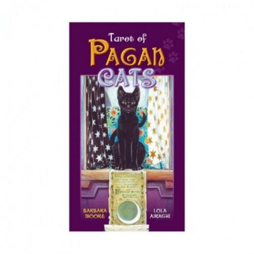 Карты Таро Языческих Кошек - Tarot of Pagan Cats - Airaghi/Messina, Lo Scarabeo