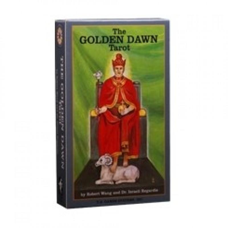 Карты Таро Tarot cards The Golden Dawn/Таро Золотой Зари - USG