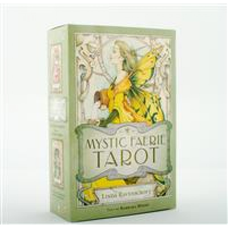 Карты Таро Mystic Faerie Tarot/Таро Мистических (Таинственных) Фей - Llewellyn