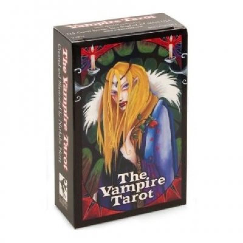 Карты Таро The Vampire Tarot/Таро Вампиров - USG