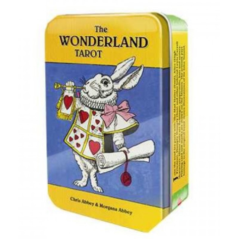 Карты Таро Tarot cards The Wonderland In A Tin/Таро Страны Чудес - US Games Systems