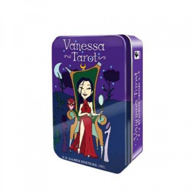 Карты Таро Tarot cards Vanessa/Таро Ванессы