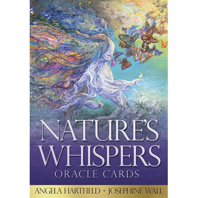 Карты Оракул Oracle Cards Nature's Whispers/Оракул Шёпот природы