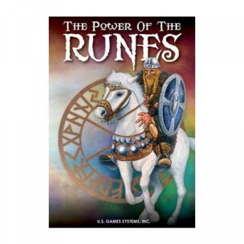 Карты Таро Power Of The Runes cards/Оракул Сила Рун - USG