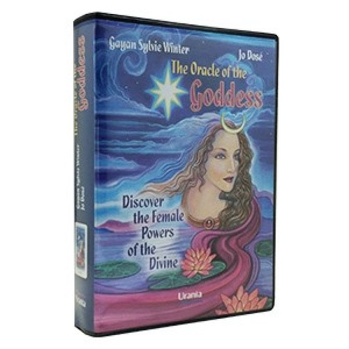 Карты Таро Oracle Cards The Oracle Of The Goddess/Оракул Богини, AGM