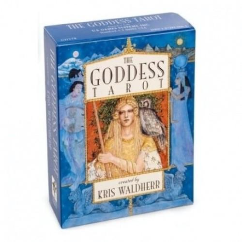 Карты Оракул Oracle cards The Goddess/Оракул Богинь - USG