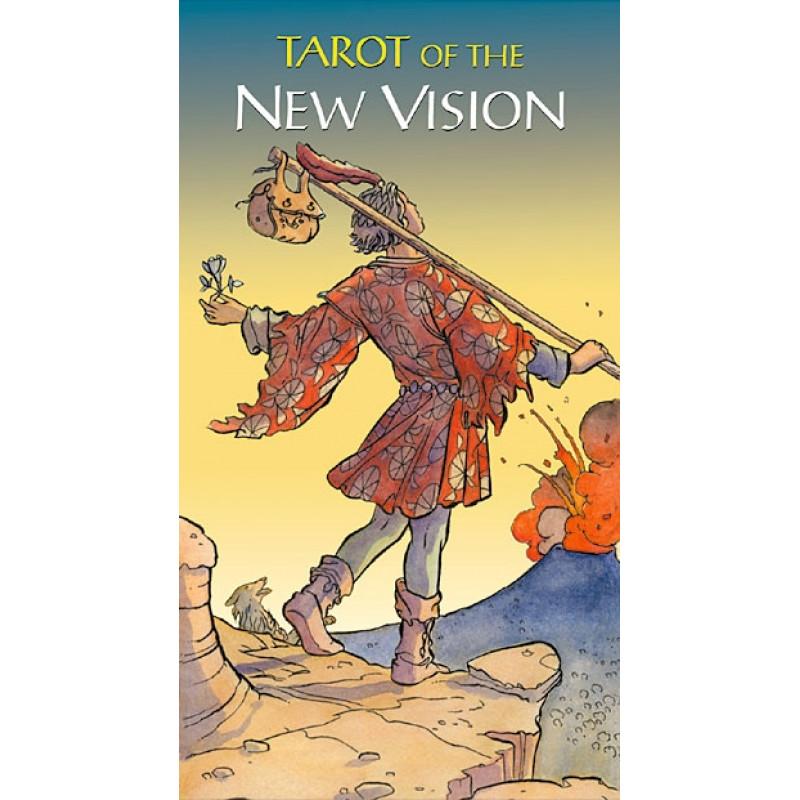 Карты Таро Нового Видения (Нью Вижн) - Tarot of the New Vision - Lo Scarabeo