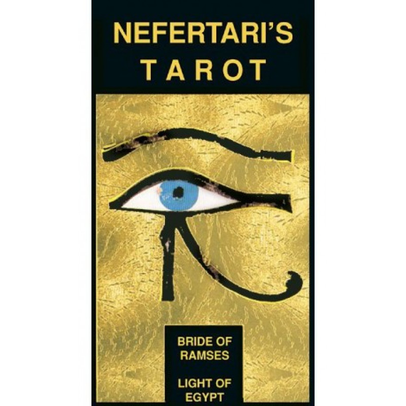 Карты Таро Нефертари - Nefertari's Tarot - Silvana Alasia, Lo Scarabeo
