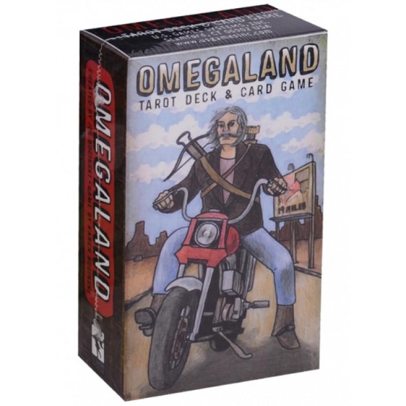 Карты Таро Tarot cards Omegaland/Таро Омегаленд