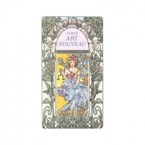 Карты Таро Галерея - Art Nouveau Tarot - Lo Scarabeo