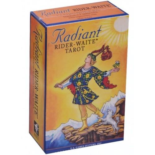 Карты Radiant Rider-Waite Tarot - US Games Systems