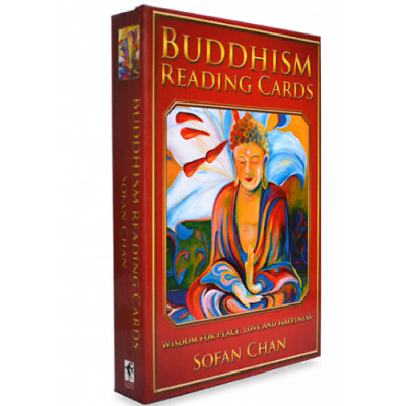 Карты Таро Reading Cards Buddhism/Карты чтения Буддизм