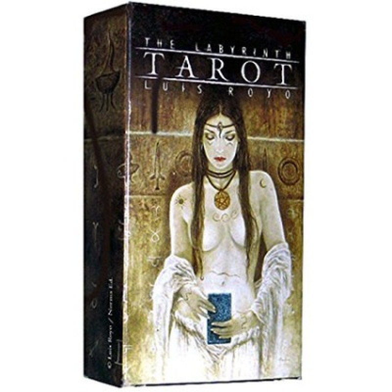 Карты Таро The Labyrinth Tarot (Lyis Royo)