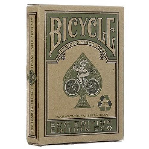 Карты Bicycle Eco Edition - USPCC