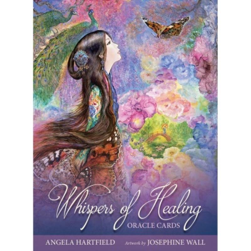 Карты Оракул Oracle cards Whispers of Healing/Оракул Шепот исцеления