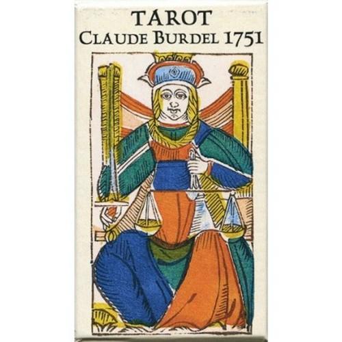Карты Марсельское Таро - Tarot Of Marseilles - Lo Scarabeo