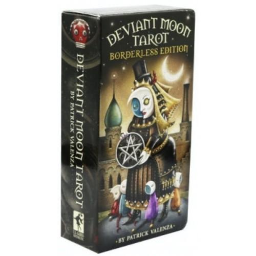 Карты Deviant Moon Tarot — Таро Безумной Луны - расширенное издание - US Games