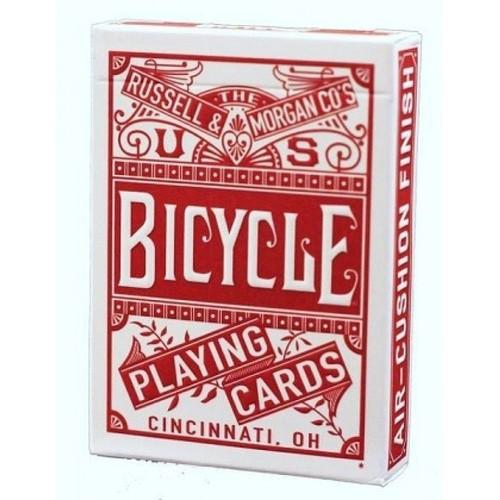 Игральные карты Bicycle «Без цепи» - красные