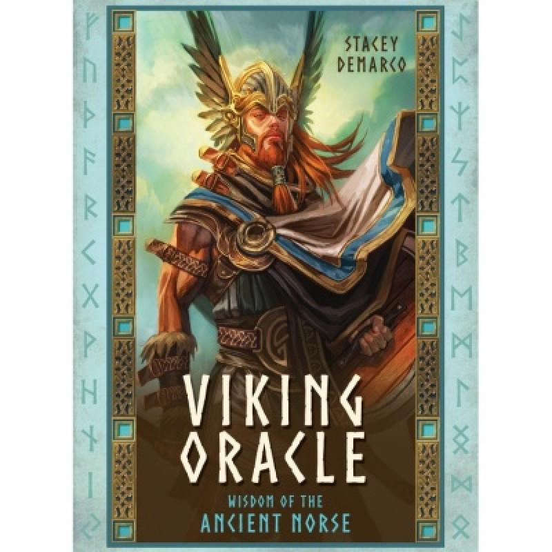 Карты Оракул Oracle Cards Viking - Оракул Викингов