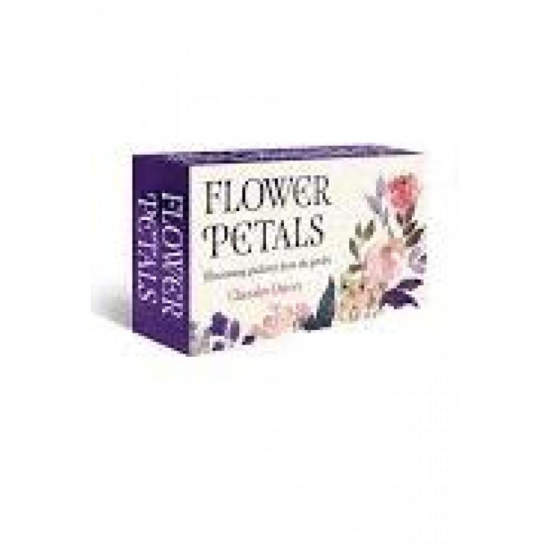 Карты Таро Inspirational Petals cards/Карты вдохновения Цветочные лепестки