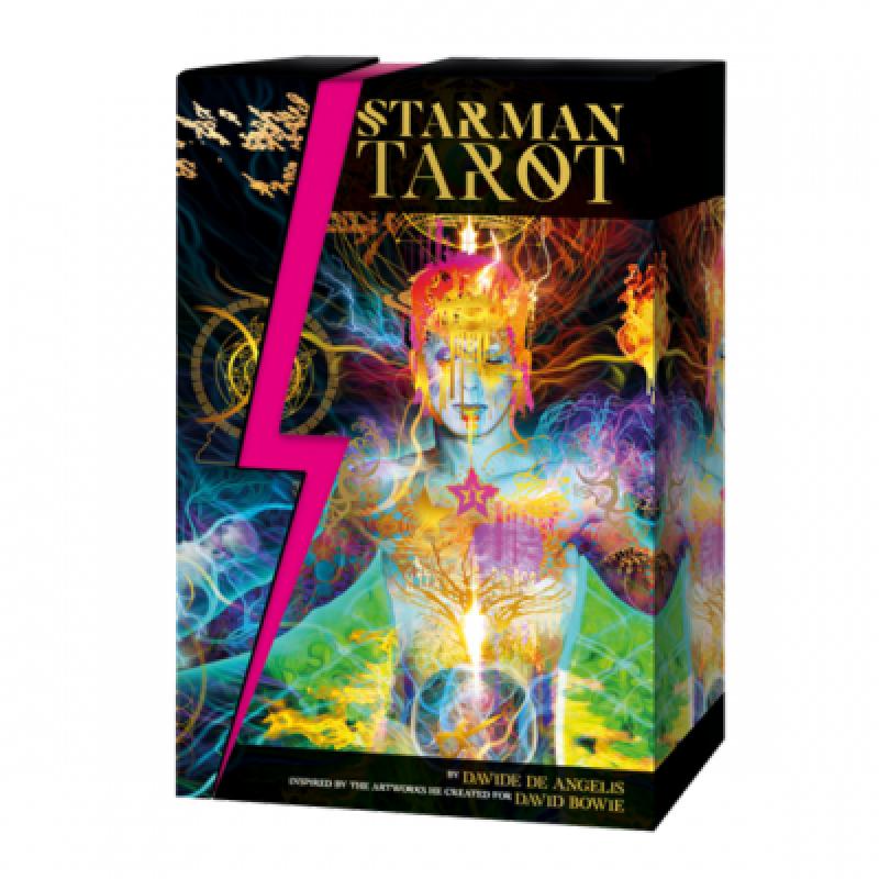 Карты Таро Starman Tarot/Набор Стармэн Таро - Lo Scarabeo